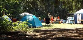 Выездной лагерь для детей своими силами